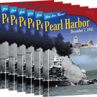 You Are There! Pearl Harbor, December 7, 1941 6-Pack