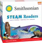 Smithsonian STEAM Readers: Grade 2  (Spanish)