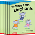 The Three Little Elephants  6-Pack