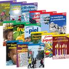TIME FOR KIDS Nonfiction Readers: Foundations  Add-on Pack (Spanish)