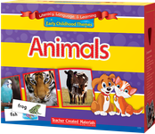 Early Childhood Themes: Animals Kit