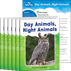 Day Animals, Night Animals 6-Pack