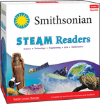 Smithsonian STEAM Readers: Grade 3  (Spanish)