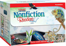 TIME FOR KIDS® Nonfiction Readers: Foundations Kit