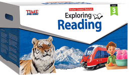 Exploring Reading: Level 3 Complete Kit (Spanish Version)