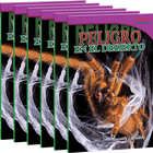 Peligro en el desierto (Danger in the Desert) 6-Pack
