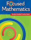 Focused Mathematics Intervention: Student Guided Practice Book Level 1
