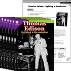 Thomas Edison: Lighting a Revolution 6-Pack
