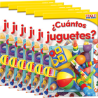 Cuntos juguetes? (How Many Toys?) 6-Pack