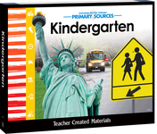 Primary Sources: Kindergarten Kit