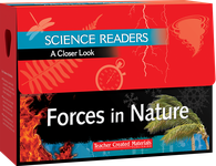 Science Readers: A Closer Look: Forces in Nature Kit