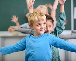 Get Them Up and Moving! Four Strategies to Keep Students Actively Engaged