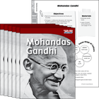 Mohandas Gandhi CART 6-Pack