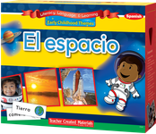 Early Childhood Themes: El espacio (Space) Kit (Spanish Version)