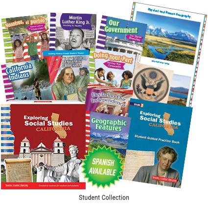 California Resources   Teacher Created Materials