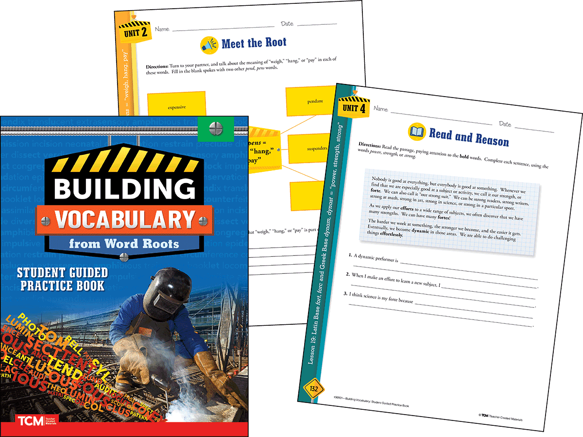 Building Vocabulary 2nd Edition: Level 6
