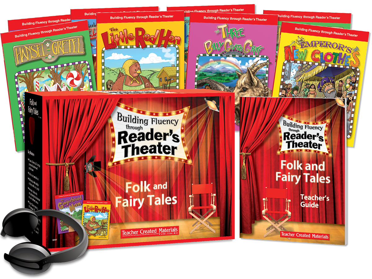 Building Fluency through Reader's Theater: Folk and Fairy Tales Kit