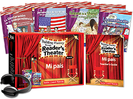 Building Fluency through Reader's Theater: Mi Pas (My Country) Kit (Spanish Version)
