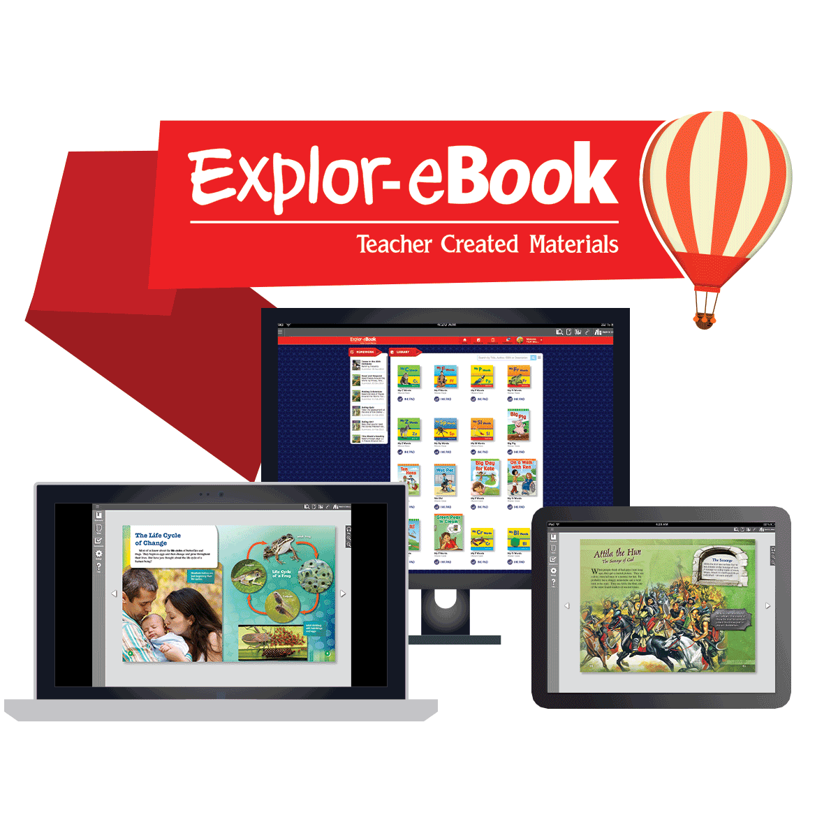 Explor-eBook Digital Library