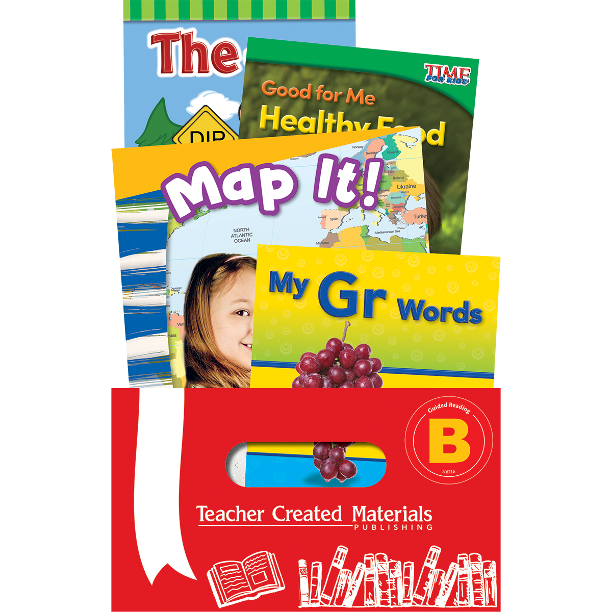 Guided Reading Level Sets