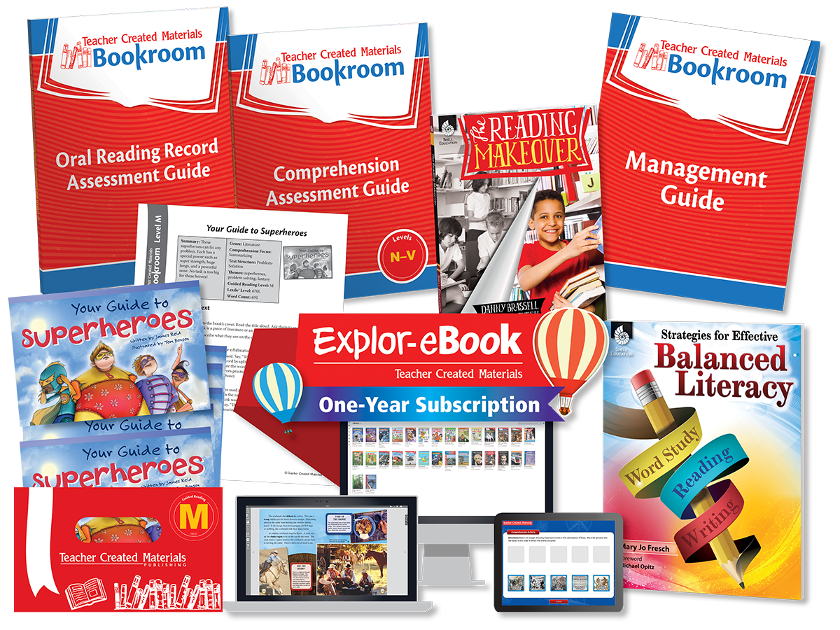 Teacher Created Materials Bookroom K-2