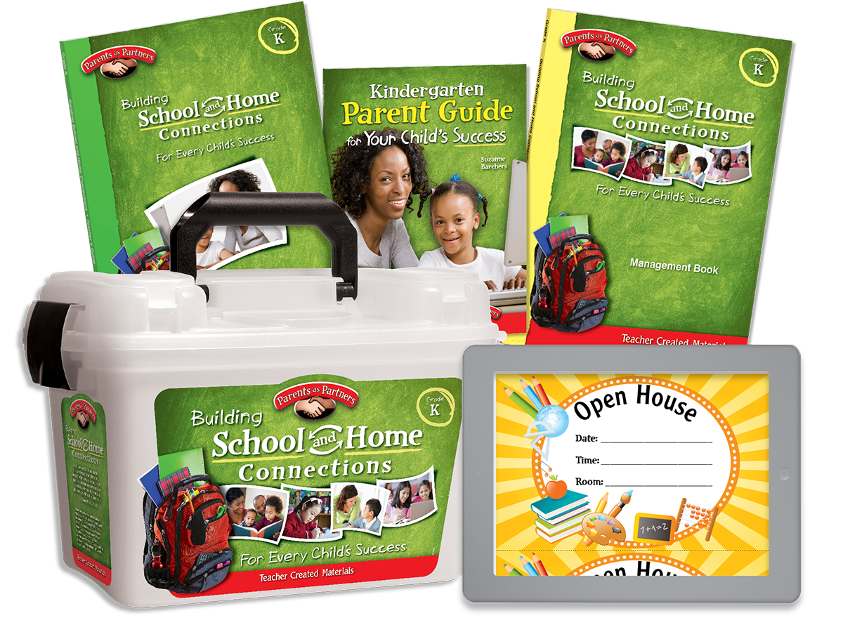 Building School and Home Connections: Grade K Kit