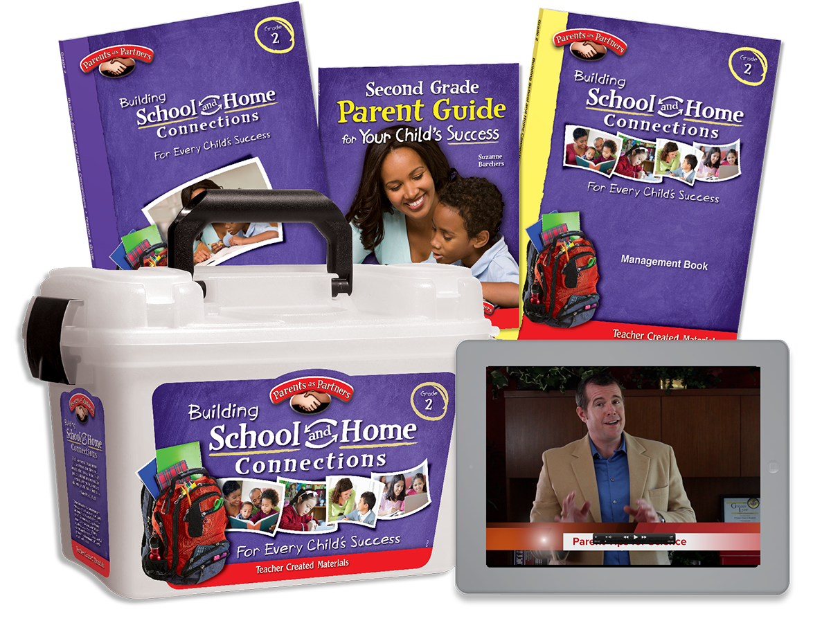 Building School and Home Connections: Grade 2 Kit