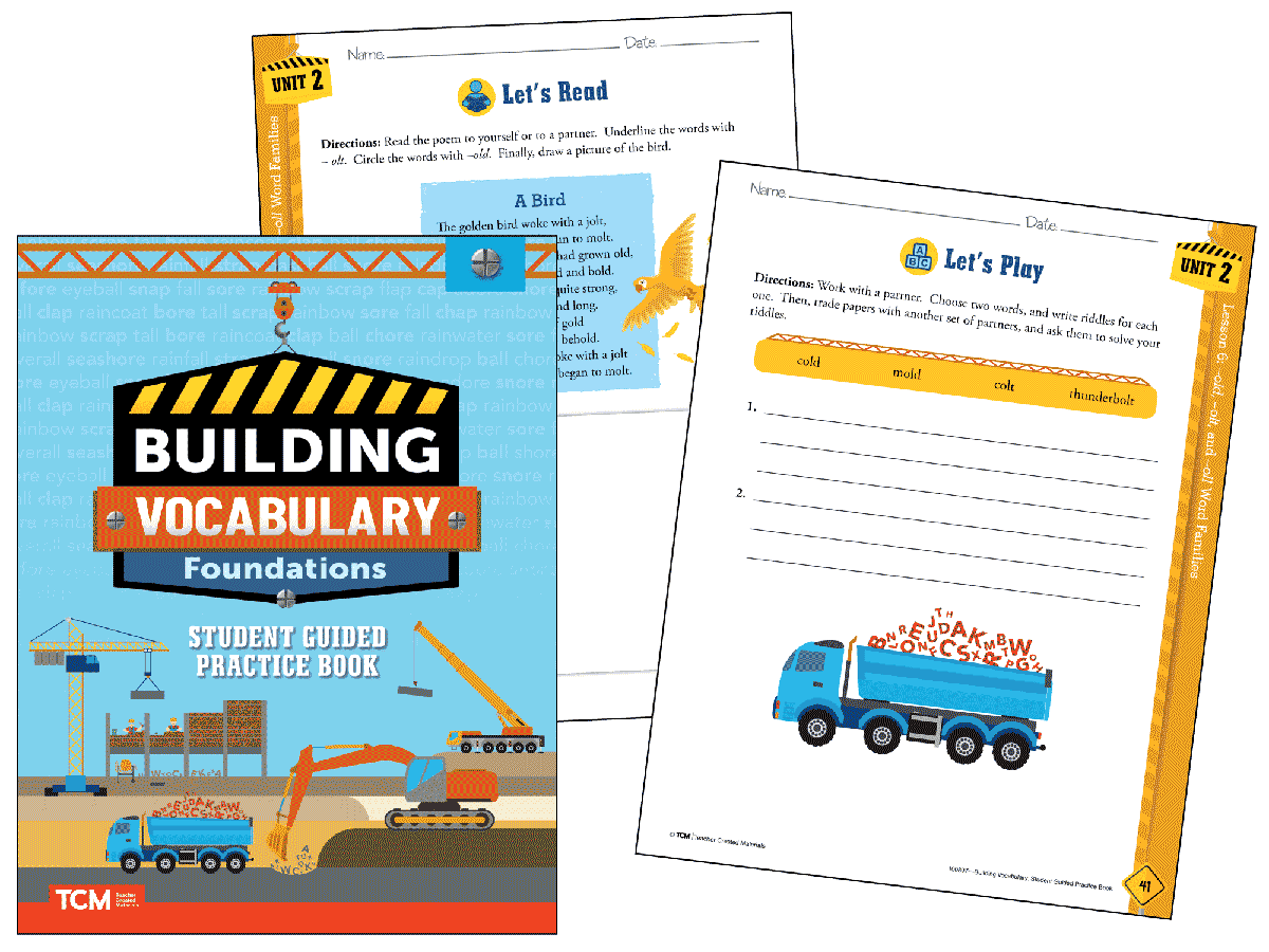 Building Vocabulary 2nd Edition: Level 2 Kit