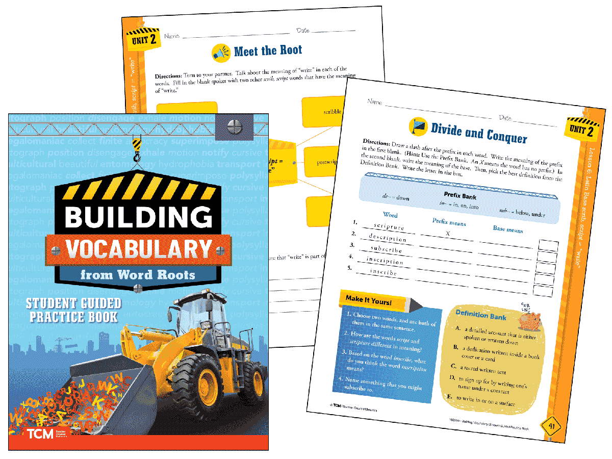 Building Vocabulary 2nd Edition: Level 5 Kit