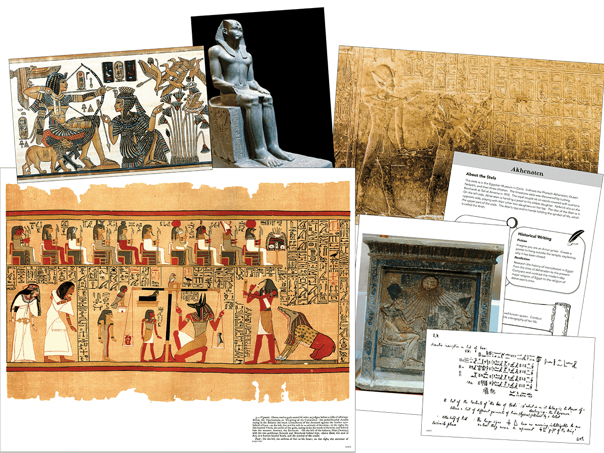 Exploring Primary Sources: Ancient Egypt, 2nd Edition