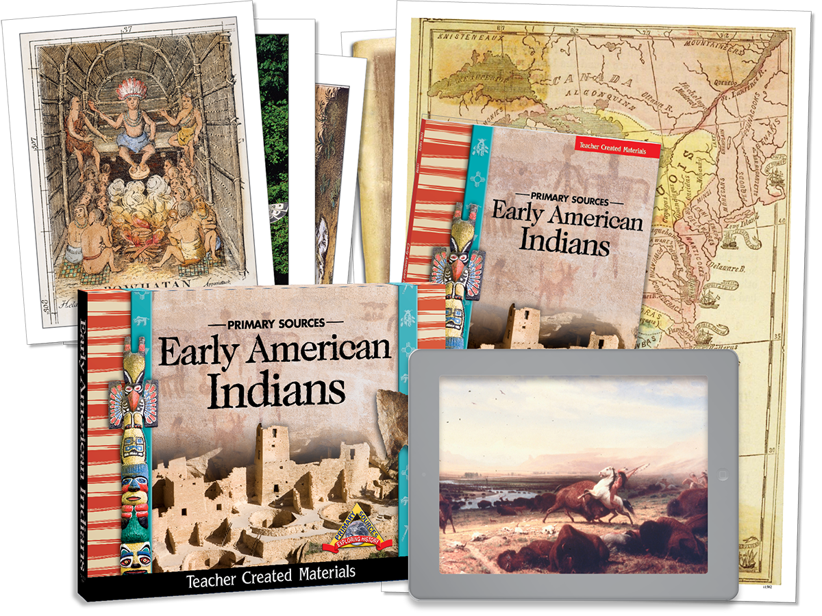 Primary Sources: Early American Indians Kit