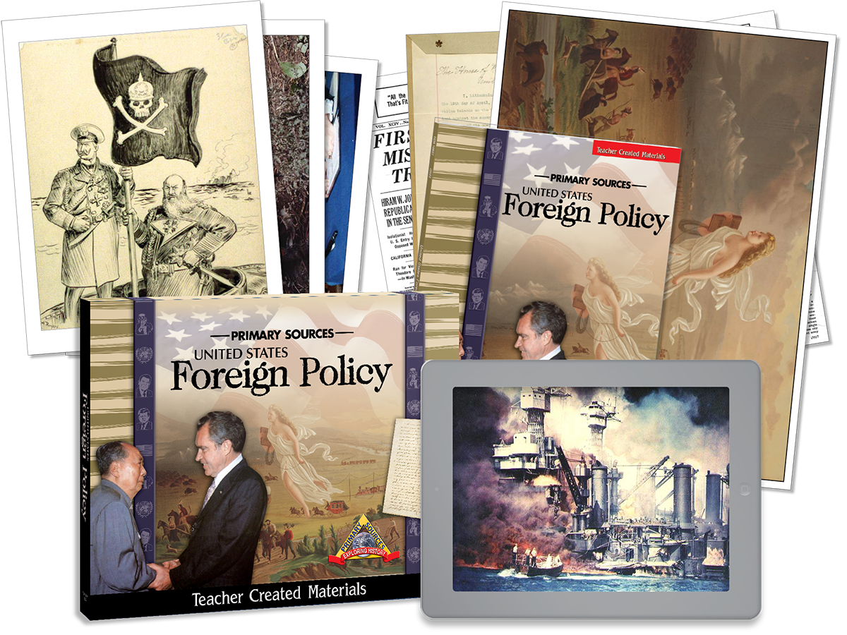 Primary Sources: United States Foreign Policy Kit