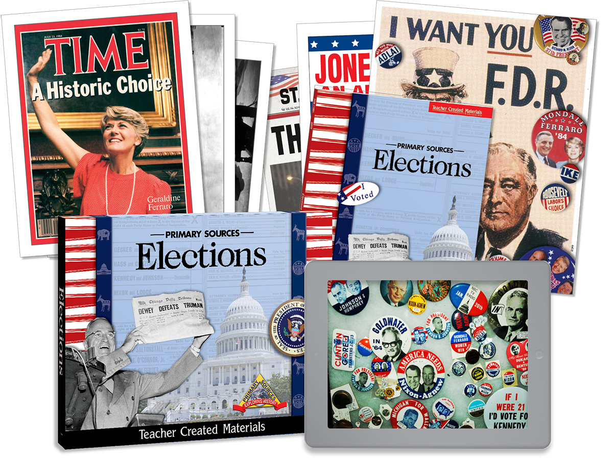 Primary Sources: Elections Kit