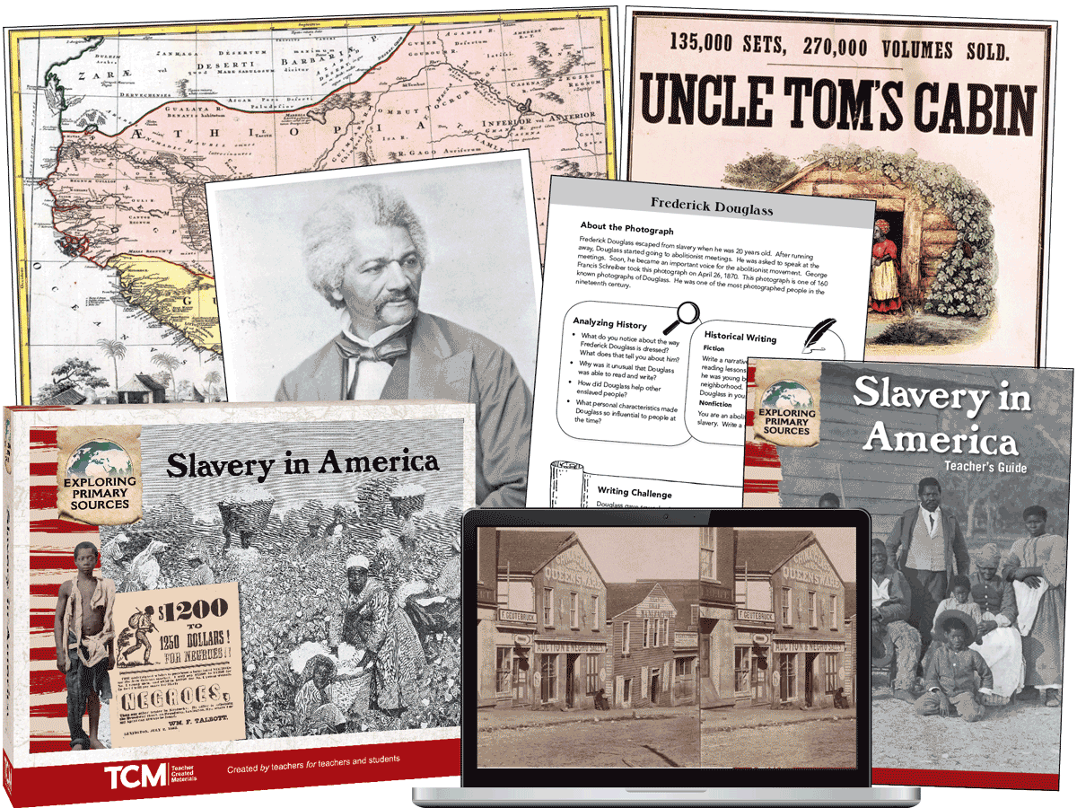 Primary Sources: Slavery in America Kit