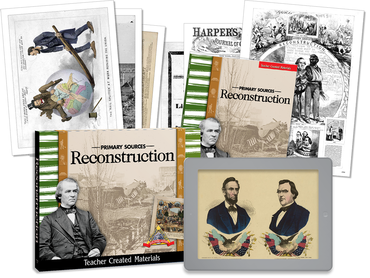 Primary Sources: Reconstruction Kit