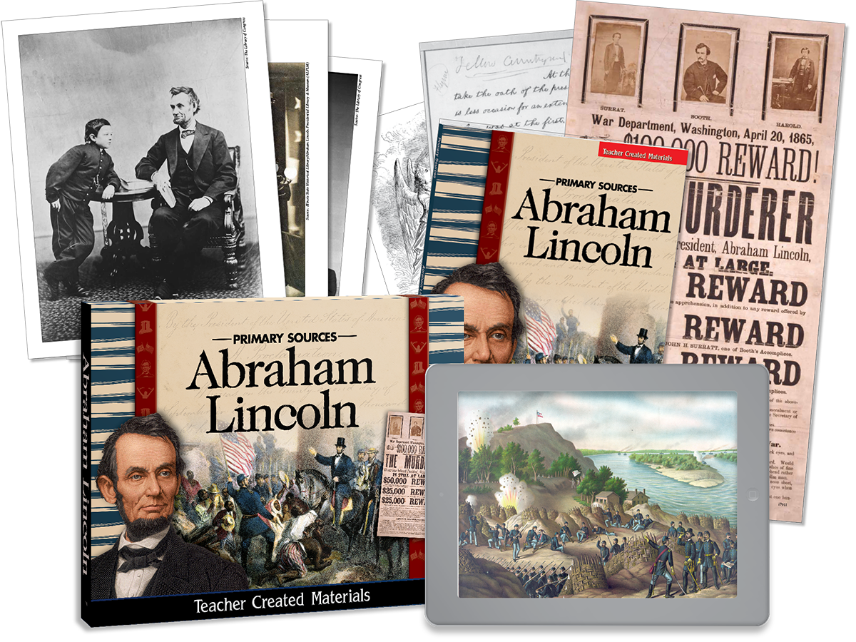 Primary Sources: Abraham Lincoln Kit