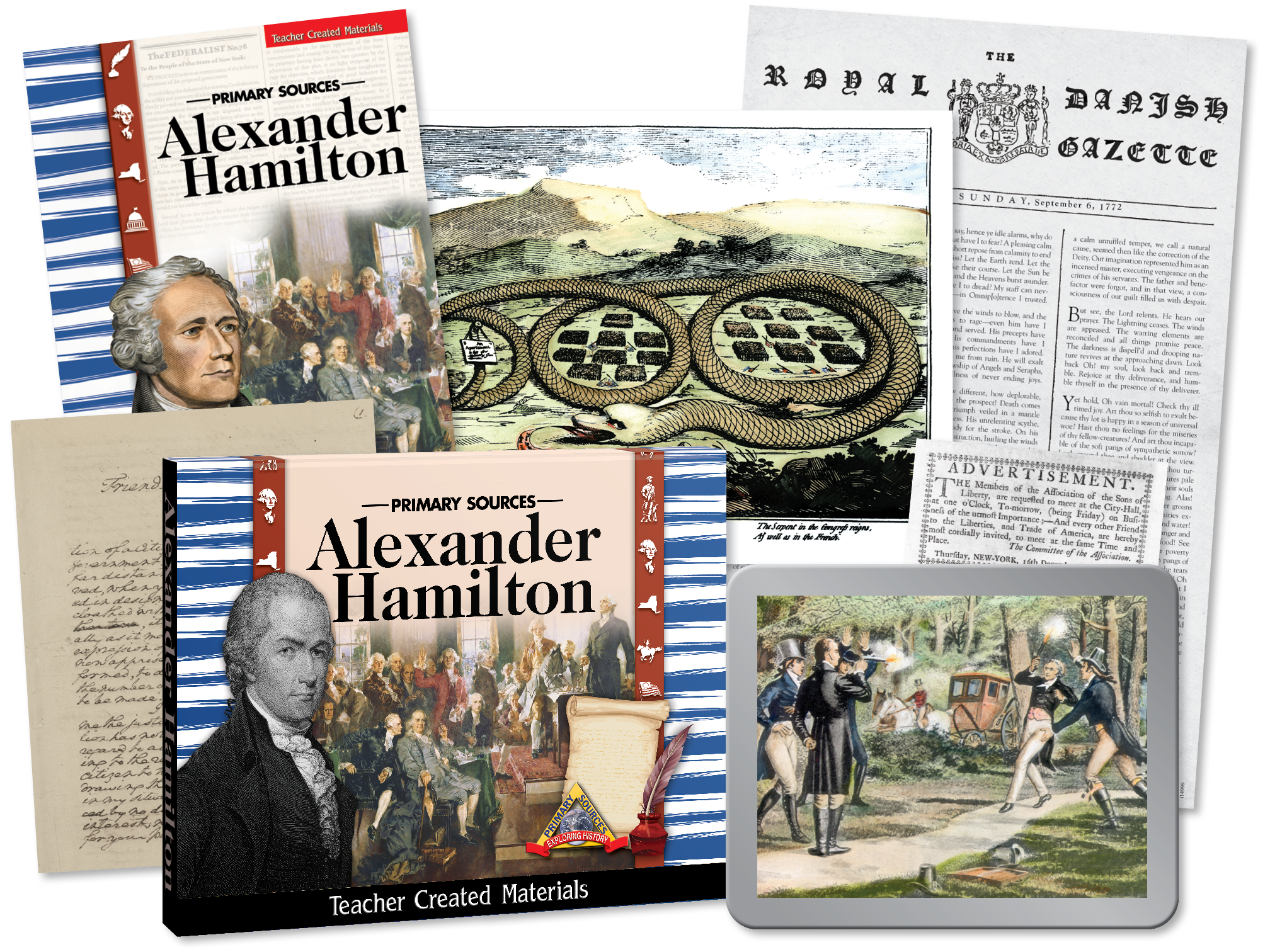 Primary Sources: Alexander Hamilton Kit