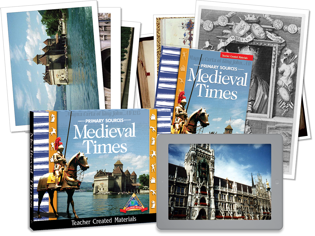 Primary Sources: Medieval Times Kit