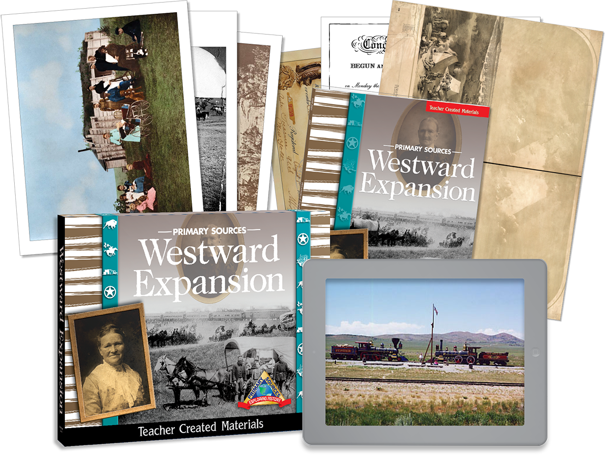 Primary Sources: Westward Expansion Kit