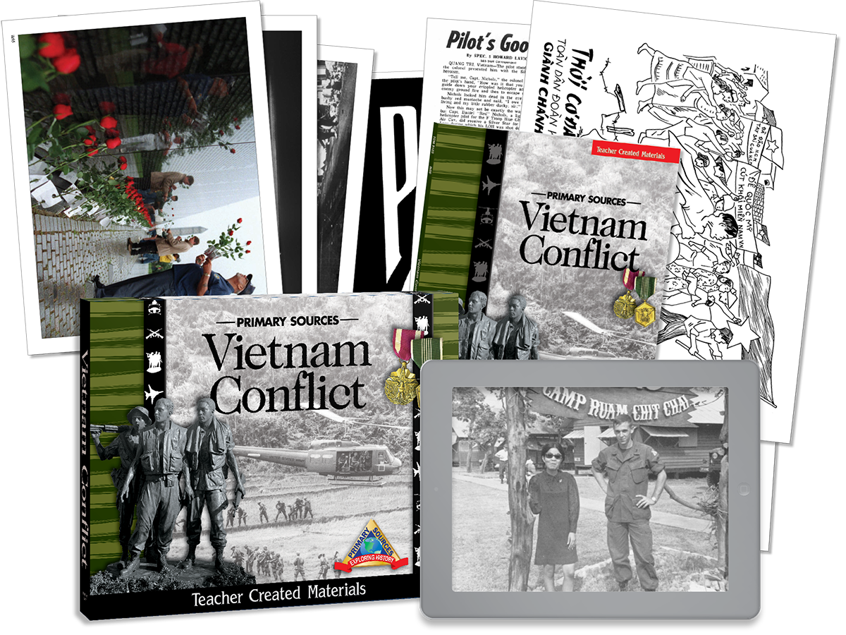 Primary Sources: Vietnam Conflict Kit