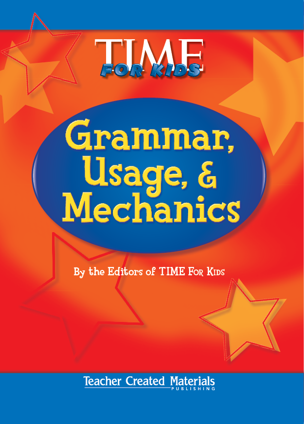 Grammar, Usage, and Mechanics