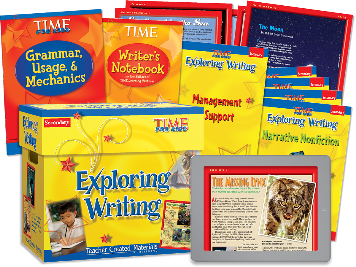 Exploring Writing: Secondary Kit