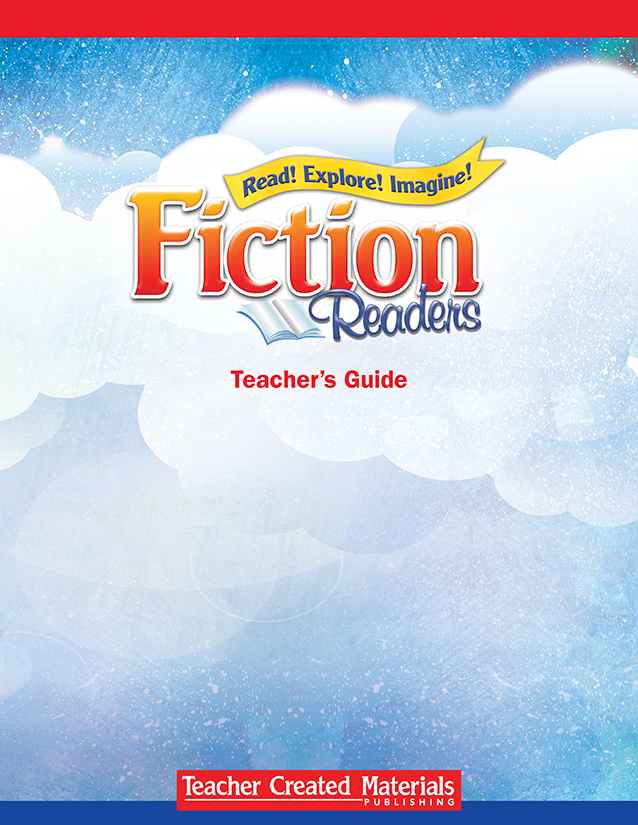 Teacher's Guide with lesson plans for each book
