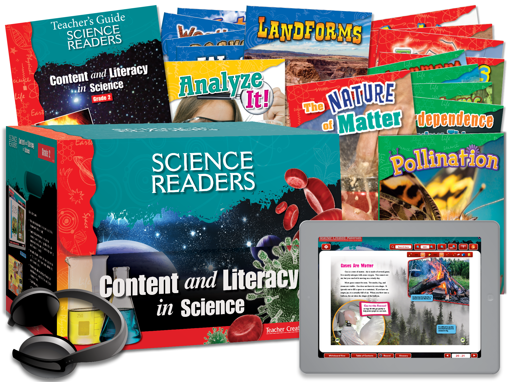 Science Readers: Content and Literacy: Grade 2 Kit