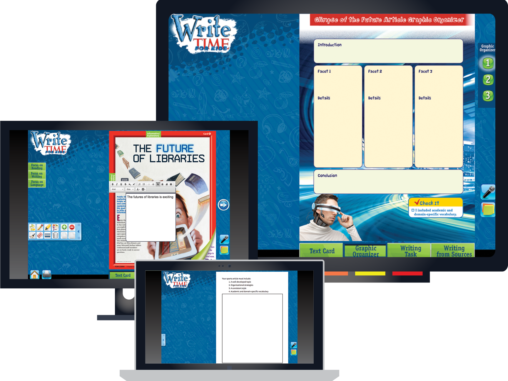Write TIME®: Level 6 Kit