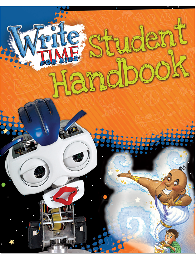 how to write a student handbook