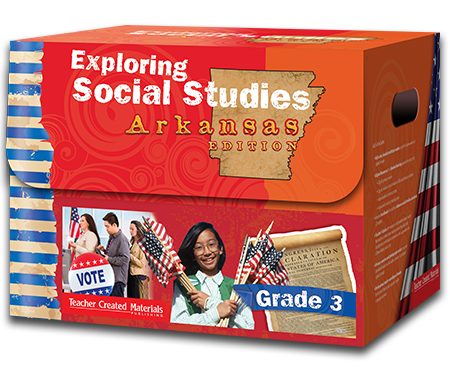 Exploring Social Studies Arkansas