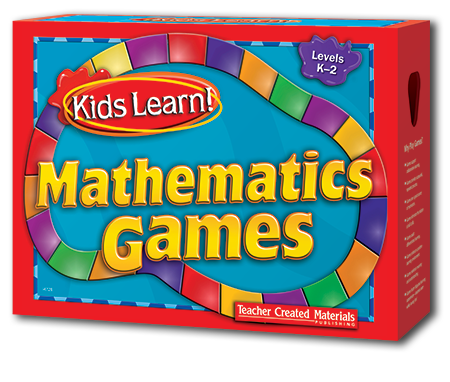 Kids Learn! Mathematics Games