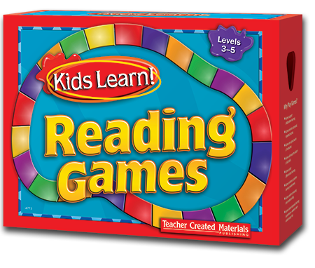 Worksheets Reading Games kids learn reading games teacher created materials games