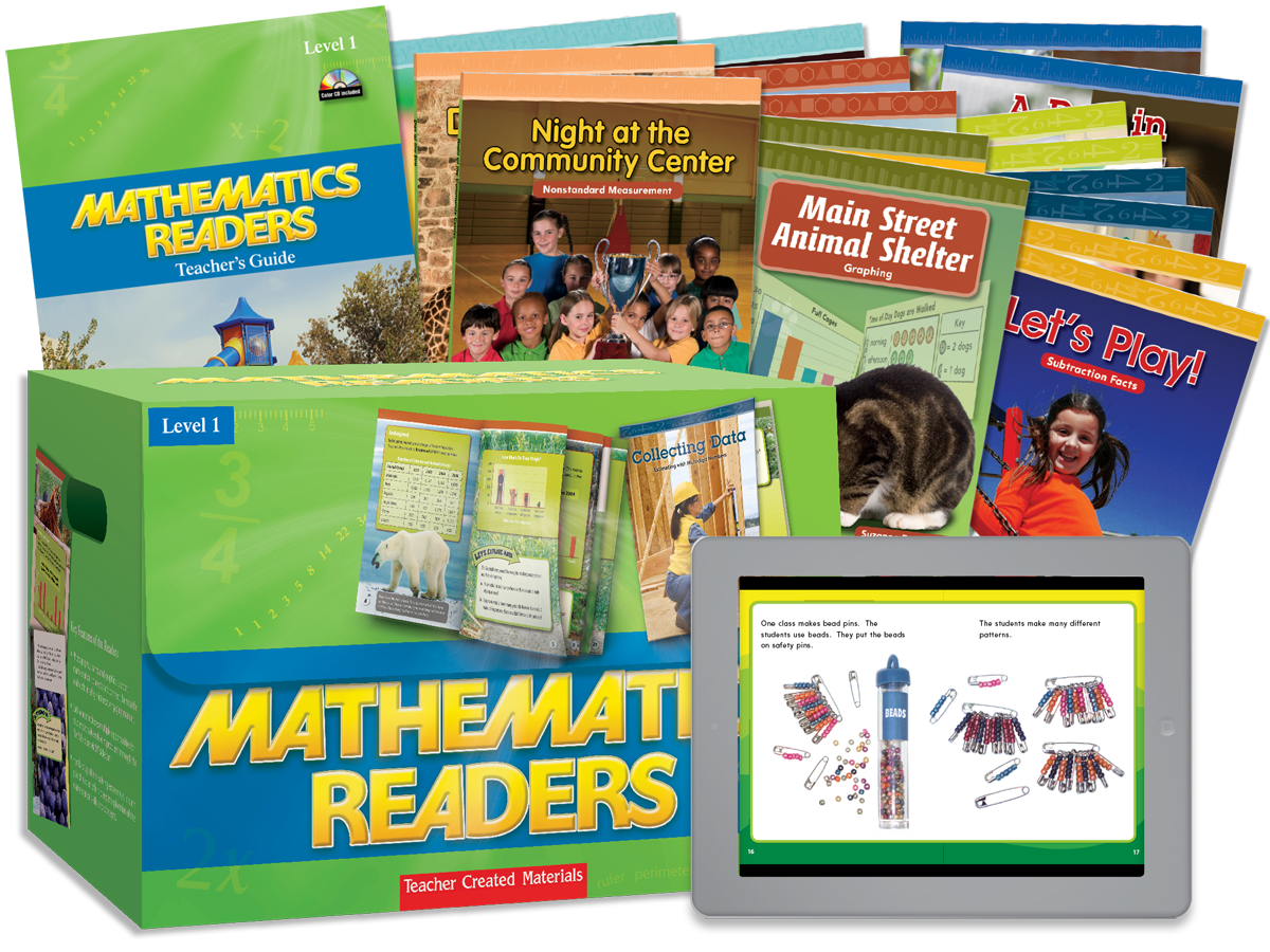 Mathematics Readers